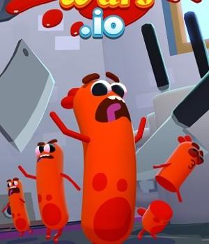 Sausage Wars.io Ekran Görüntüleri - 3