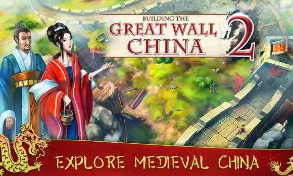 Building the China Wall 2 Ekran Görüntüleri - 1