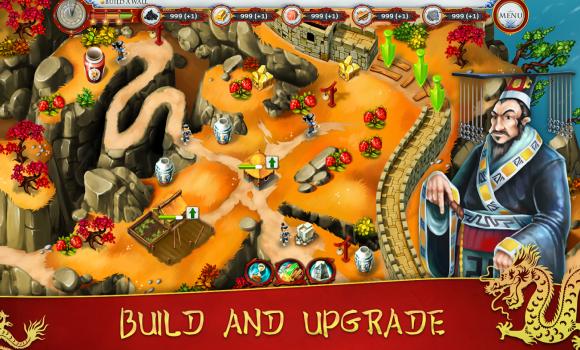 Building the China Wall 2 Ekran Görüntüleri - 3