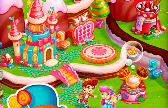 Candy Farm Ekran Görüntüleri - 3