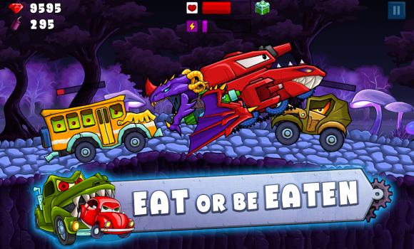 Car Eats Car 2 Ekran Görüntüleri - 3