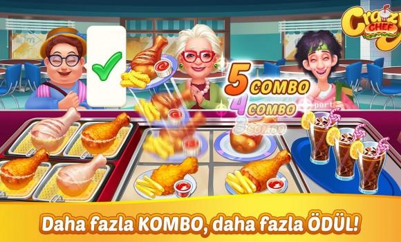 Crazy Chef Ekran Görüntüleri - 1