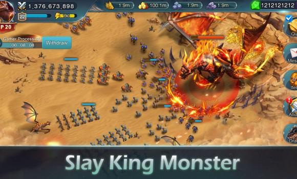 Dragon and Lords Ekran Görüntüleri - 2