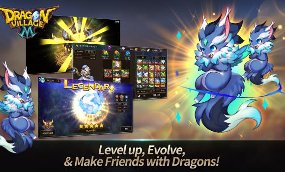 Dragon RPG: Dragon Village M Ekran Görüntüleri - 3