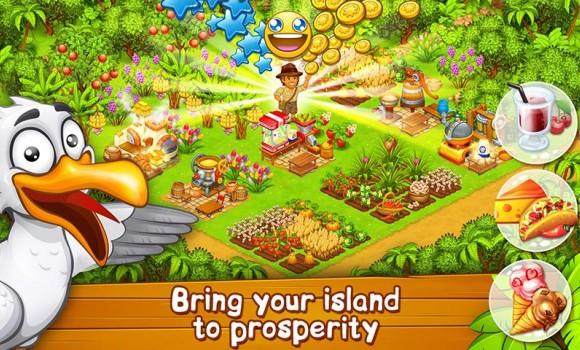 Farm Zoo: Bay Island Village Ekran Görüntüleri - 2