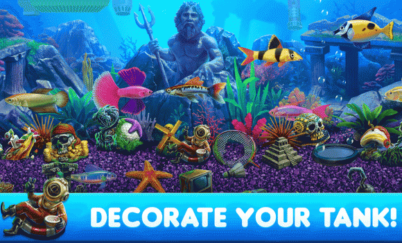 Fish Tycoon 2 Virtual Aquarium Ekran Görüntüleri - 3