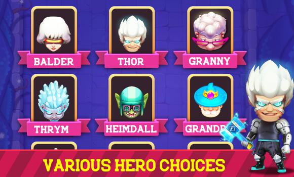 Granny Legend Ekran Görüntüleri - 1