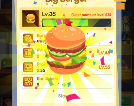 Idle Burger Factory Ekran Görüntüleri - 1
