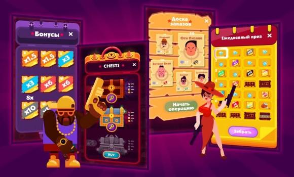 Idle Mafia Tycoon Ekran Görüntüleri - 2