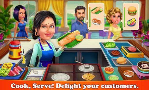 Patiala Babes:  Cooking Cafe Ekran Görüntüleri - 3