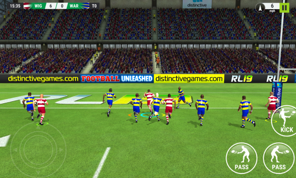 Rugby League 19 Ekran Görüntüleri - 3