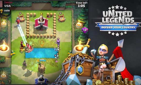United Legends Ekran Görüntüleri - 3
