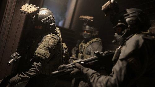 Call of Duty: Modern Warfare Ekran Görüntüleri - 1