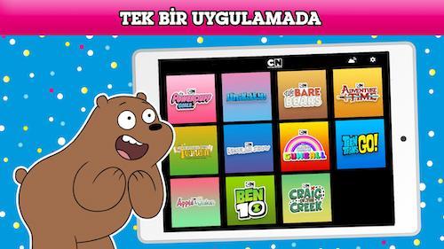 Cartoon Network Games Ekran Görüntüleri - 2