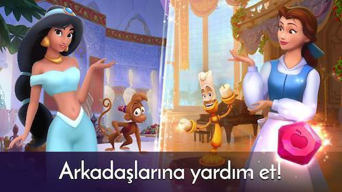 Disney Princess Majestic Quest Ekran Görüntüleri - 1