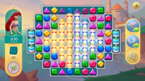 Disney Princess Majestic Quest Ekran Görüntüleri - 6