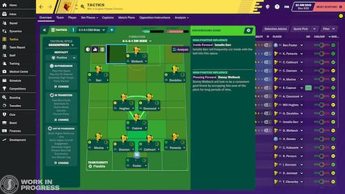 Football Manager 2020 Ekran Görüntüleri - 2