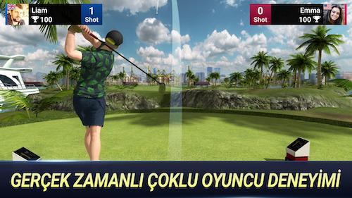 Golf King - World Tour Ekran Görüntüleri - 1