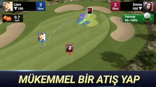 Golf King - World Tour Ekran Görüntüleri - 2