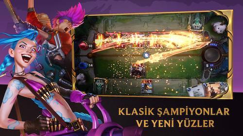Legends of Runeterra Ekran Görüntüleri - 2