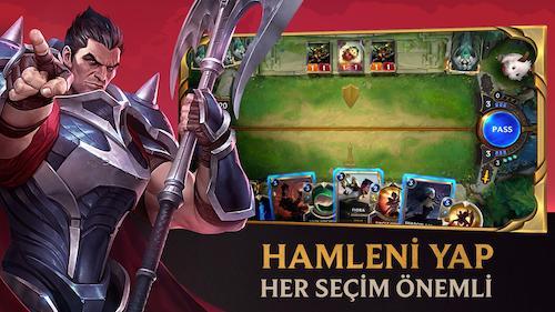 Legends of Runeterra Ekran Görüntüleri - 5