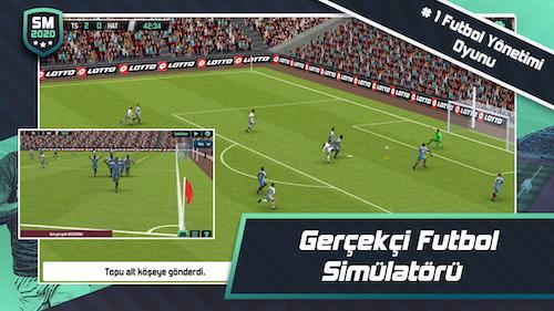Soccer Manager 2020 Ekran Görüntüleri - 1