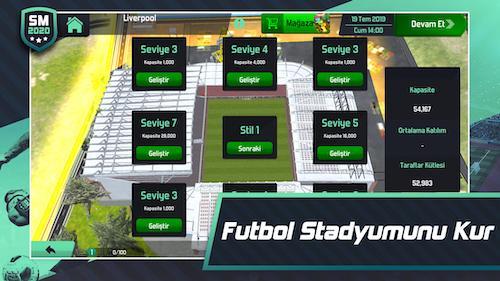 Soccer Manager 2020 Ekran Görüntüleri - 4