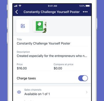 Shopify Ekran Görüntüleri - 4