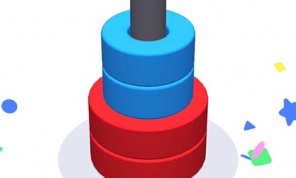 Color Circles 3D 2 - 2