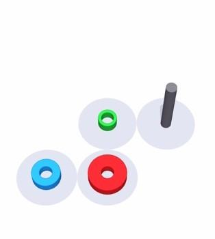 Color Circles 3D 3 - 3