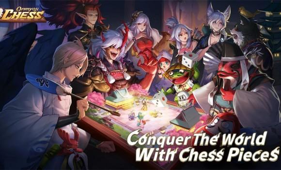 Onmyoji Chess 1 - 1