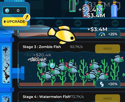 Idle Fish Aquarium Ekran Görüntüleri - 1