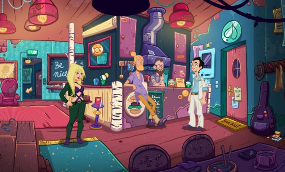 Leisure Suit Larry: Wet Dreams Don't Dry Ekran Görüntüleri - 2