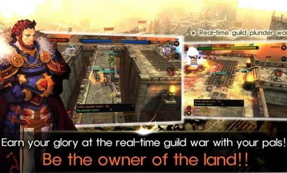 4Story - Age of Heroes Ekran Görüntüleri - 1