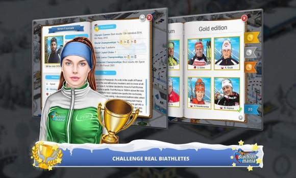 Biathlon Mania Ekran Görüntüleri - 3