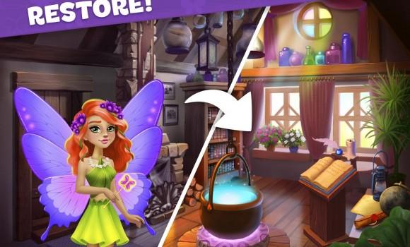 Butterfly Garden Mystery Ekran Görüntüleri - 3