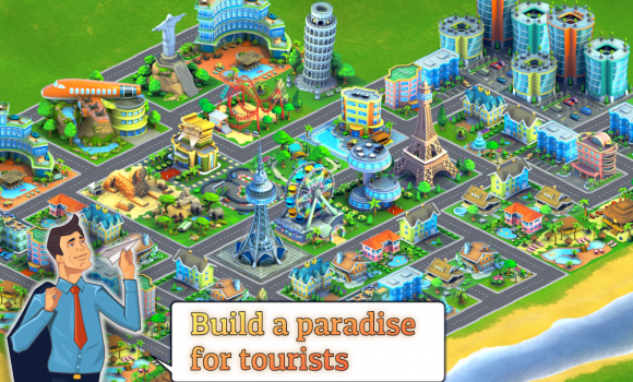 City Island: Airport Ekran Görüntüleri - 2