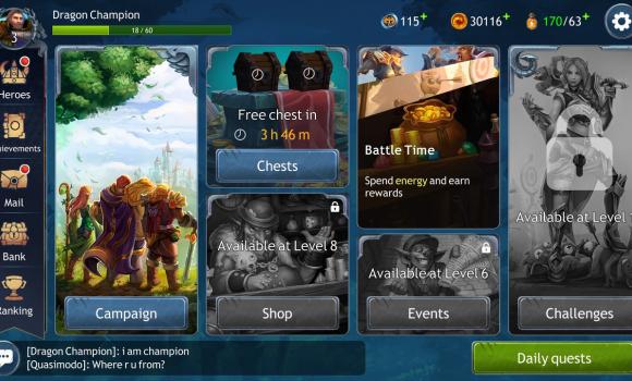 Dragon Champions Ekran Görüntüleri - 3