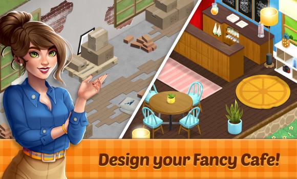 Fancy Cafe Ekran Görüntüleri - 3