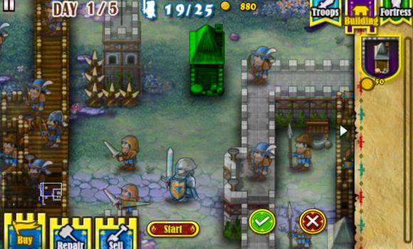 Fortress Under Siege HD Ekran Görüntüleri - 1