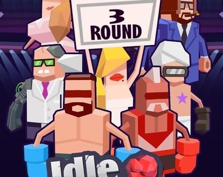 Idle Boxing Manager Ekran Görüntüleri - 2
