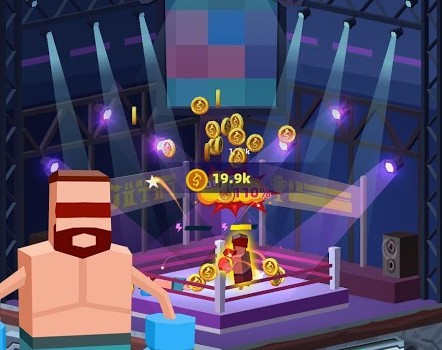 Idle Boxing Manager Ekran Görüntüleri - 3