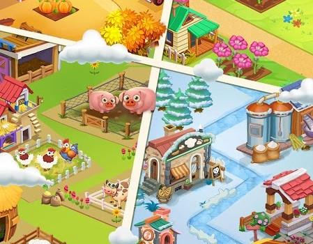 Idle Clicker Business Farming Game Ekran Görüntüleri - 2