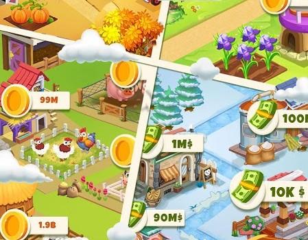 Idle Clicker Business Farming Game Ekran Görüntüleri - 3