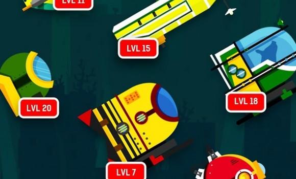 Idle Submarine Ekran Görüntüleri - 3