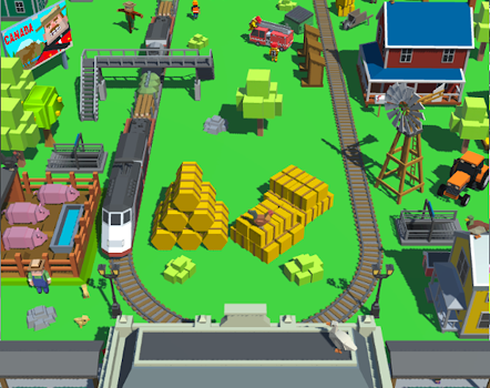 Idle Trains Ekran Görüntüleri - 3