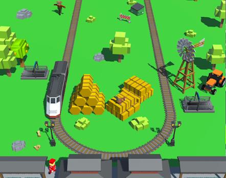 Idle Trains Ekran Görüntüleri - 1