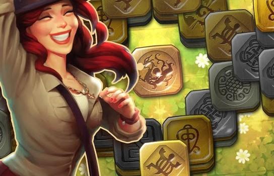 Jones Adventure Mahjong Ekran Görüntüleri - 3