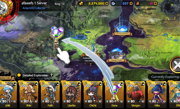 Management: Lord of Dungeons Ekran Görüntüleri - 2