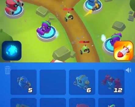 Merge Tower Bots Ekran Görüntüleri - 1